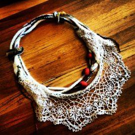 necklace yoke
